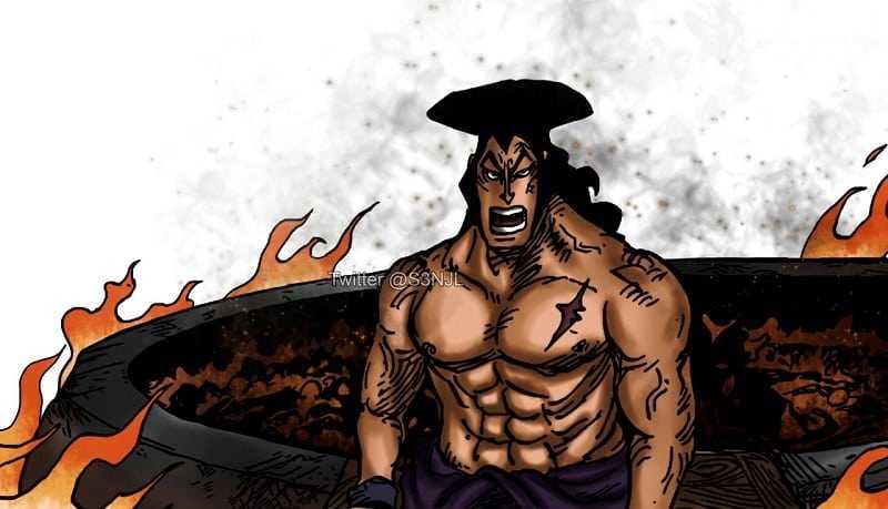 One piece chapitre 972 La mort d'une légende - Le sacrifice de Kozuki Oden 7