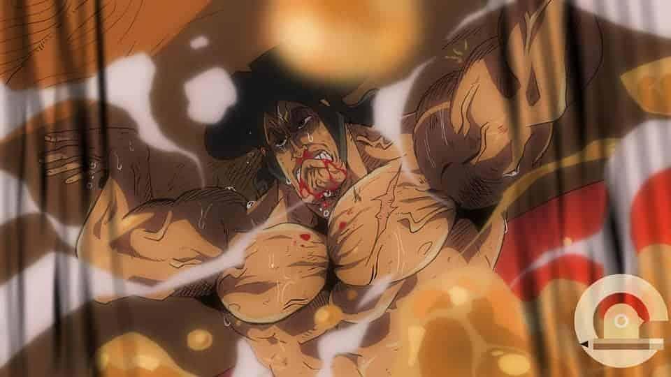One piece chapitre 972 La mort d'une légende - Le sacrifice de Kozuki Oden 10