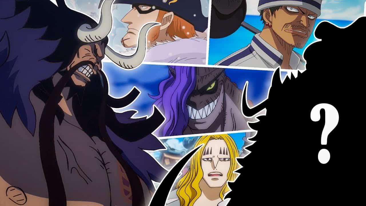 One Piece Chapitre 978 (RETARDÉ) Spoilers 21