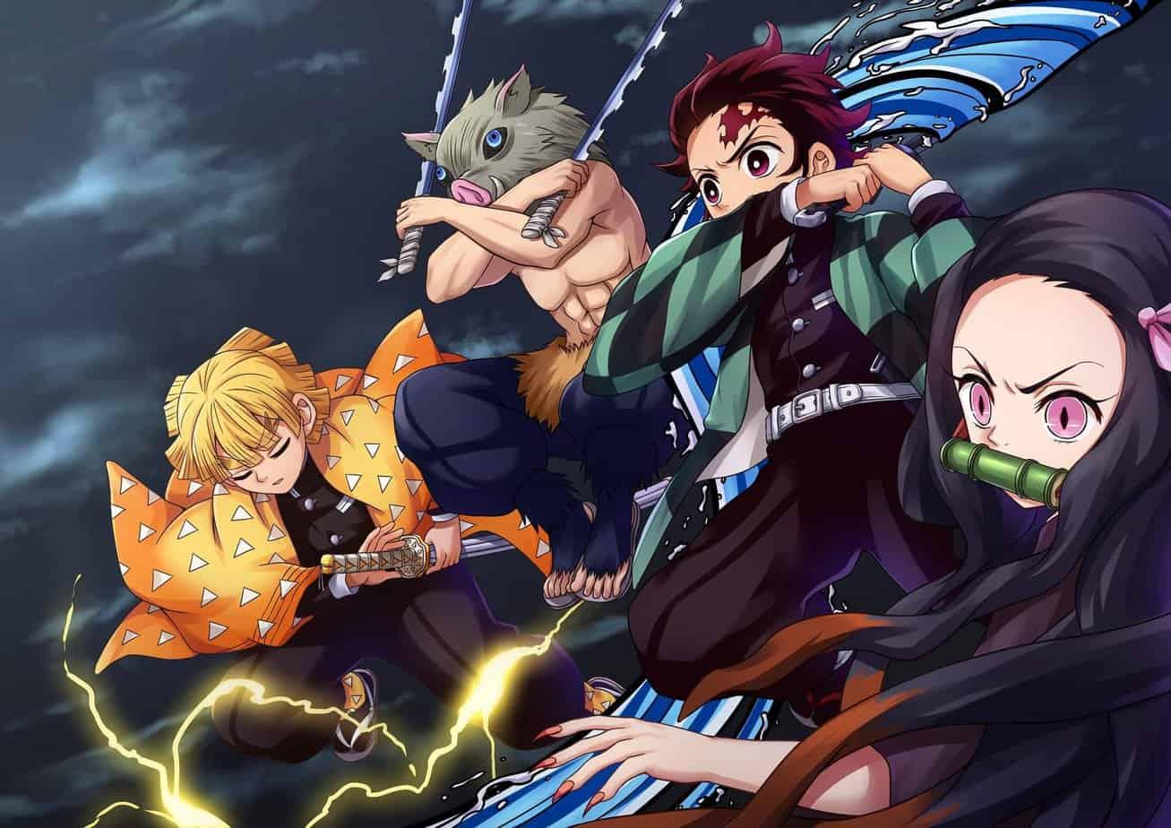 Demon Slayer : Kimetsu No Yaiba Chapitre 202 Spoilers, Date de sortie 7