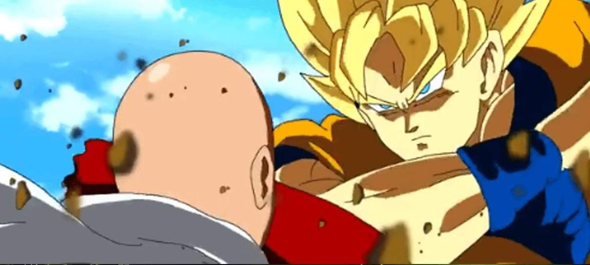 Goku vs Saitama s'affrontent dans une vidéo de crossover réalisée par un fan 14
