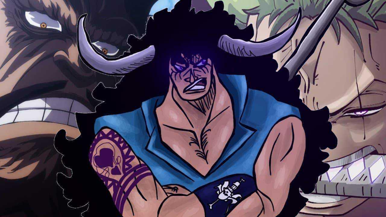 Les Spoilers de One Piece Chapitre 980, le fils de Kaido dévoilé 15
