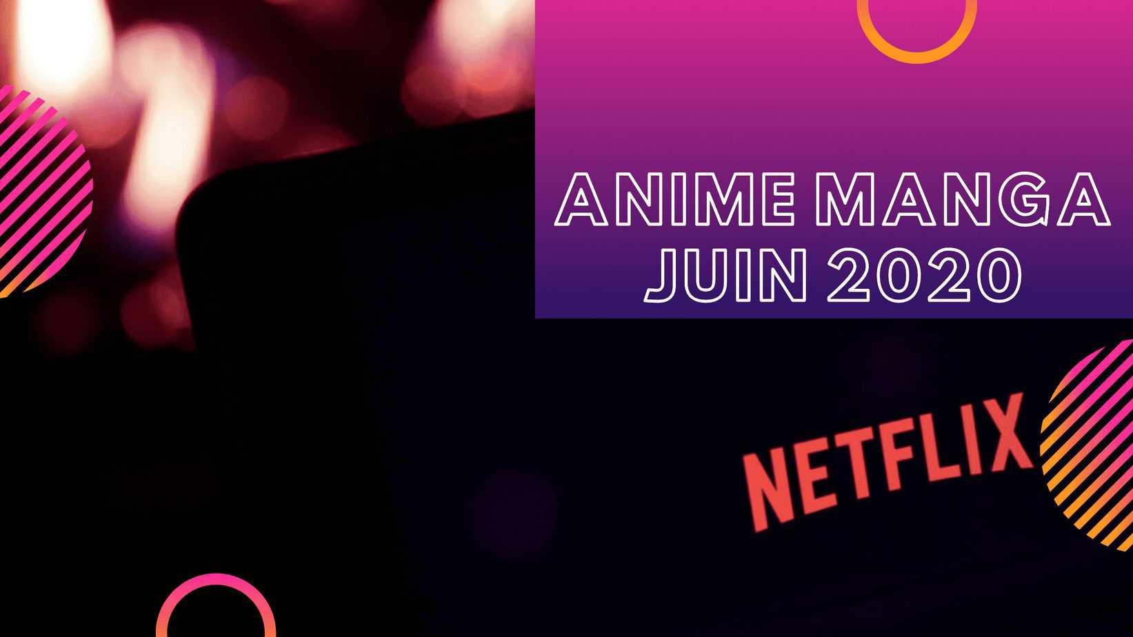 Netflix ajoute plus d'anime en juin 2020 1