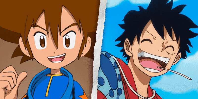 DIGIMON ADVENTURE ET ONE PIECE DE RETOUR EN FIN JUIN 2020 2
