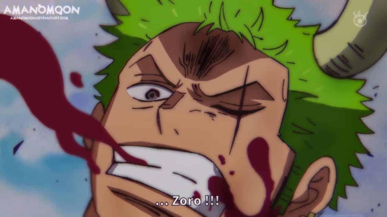 Les Spoilers One Piece Chapitre 981 Date de Sortie 1
