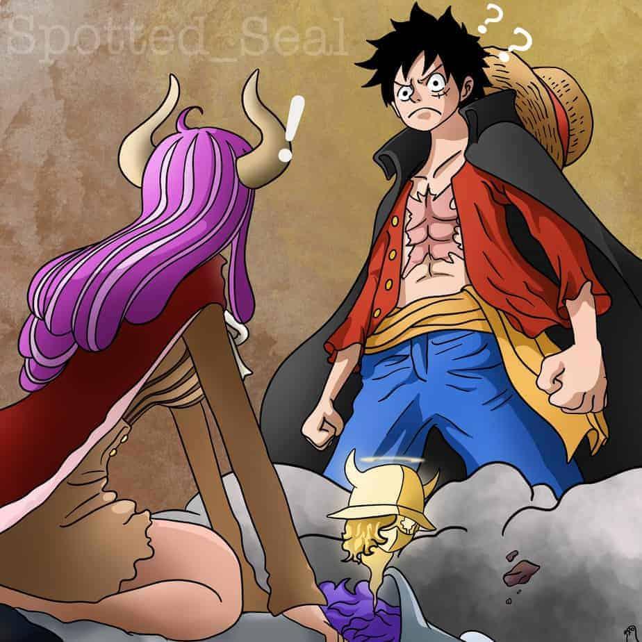 Les Spoilers One Piece Chapitre 982 3