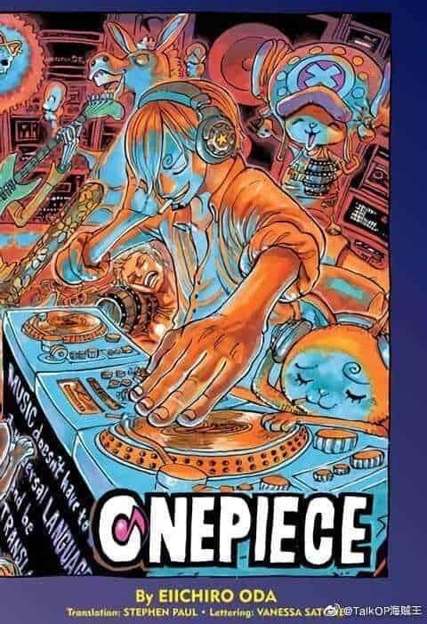 Les Spoilers One Piece Chapitre 981 Date de Sortie 24