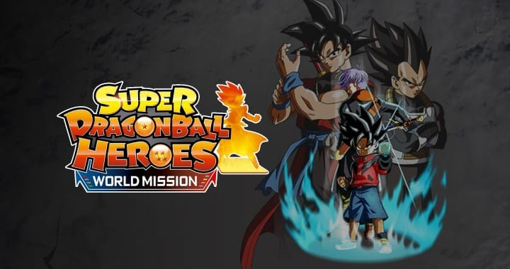 Super Dragon Ball Heroes 3
