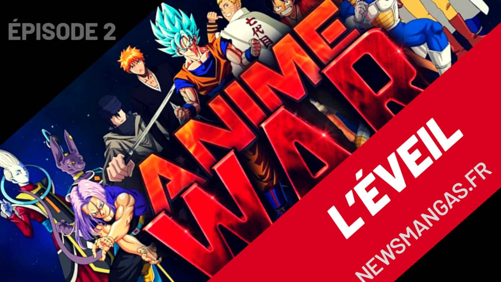 Anime War episode 2 vostfr 3