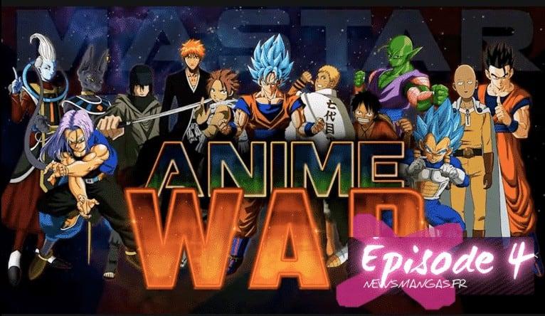 Anime War épisode 4 Légendaire 5