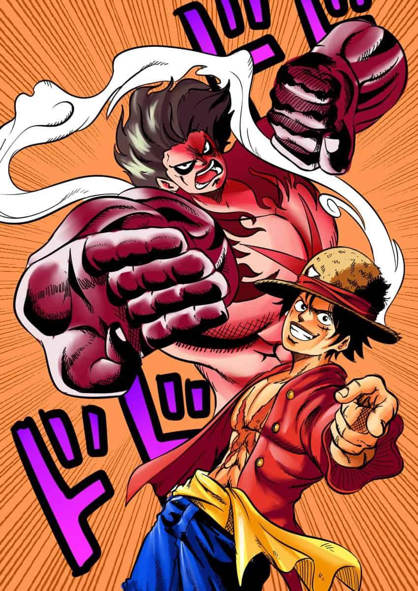 Luffy-fan 3
