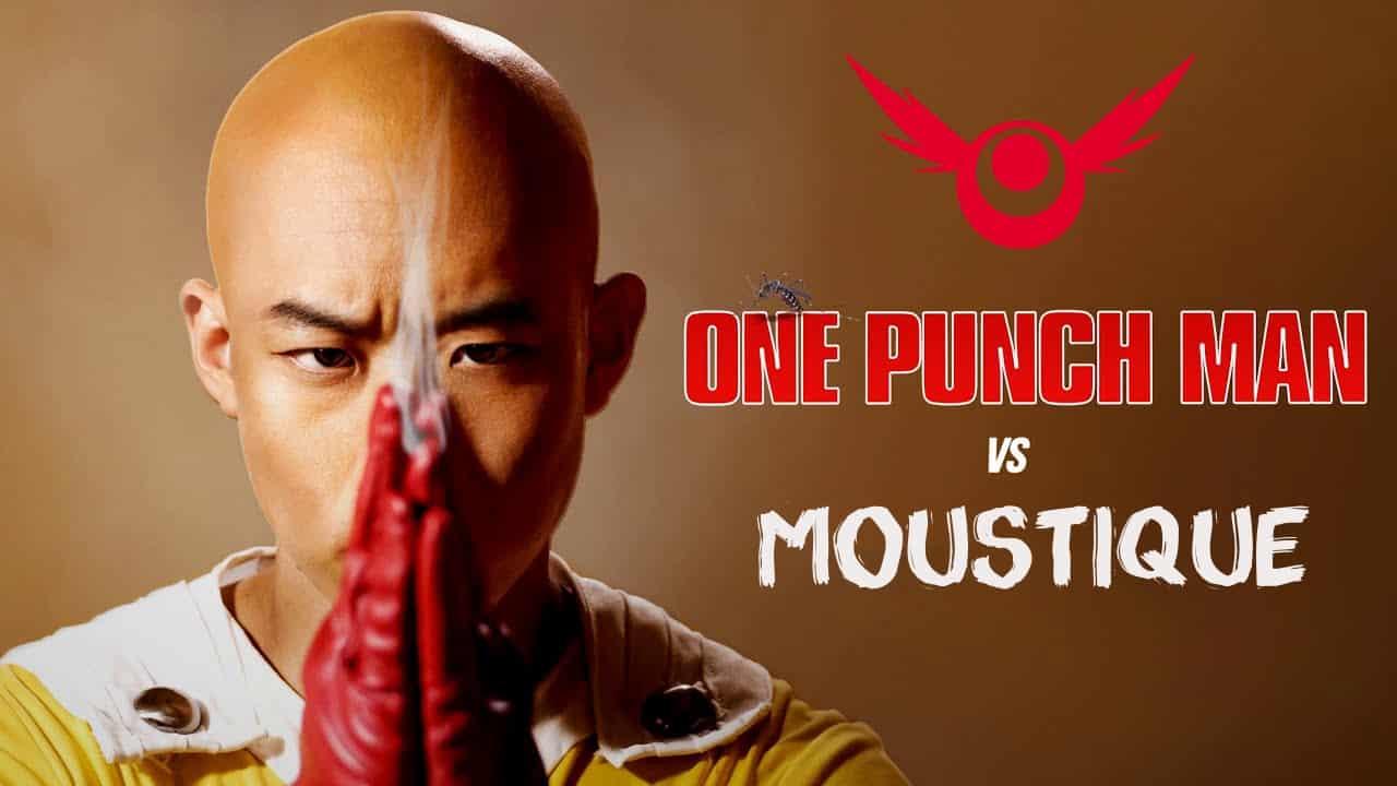 One Punch Man affronte un moustique dans une vidéo Live Action réalisée par des fans