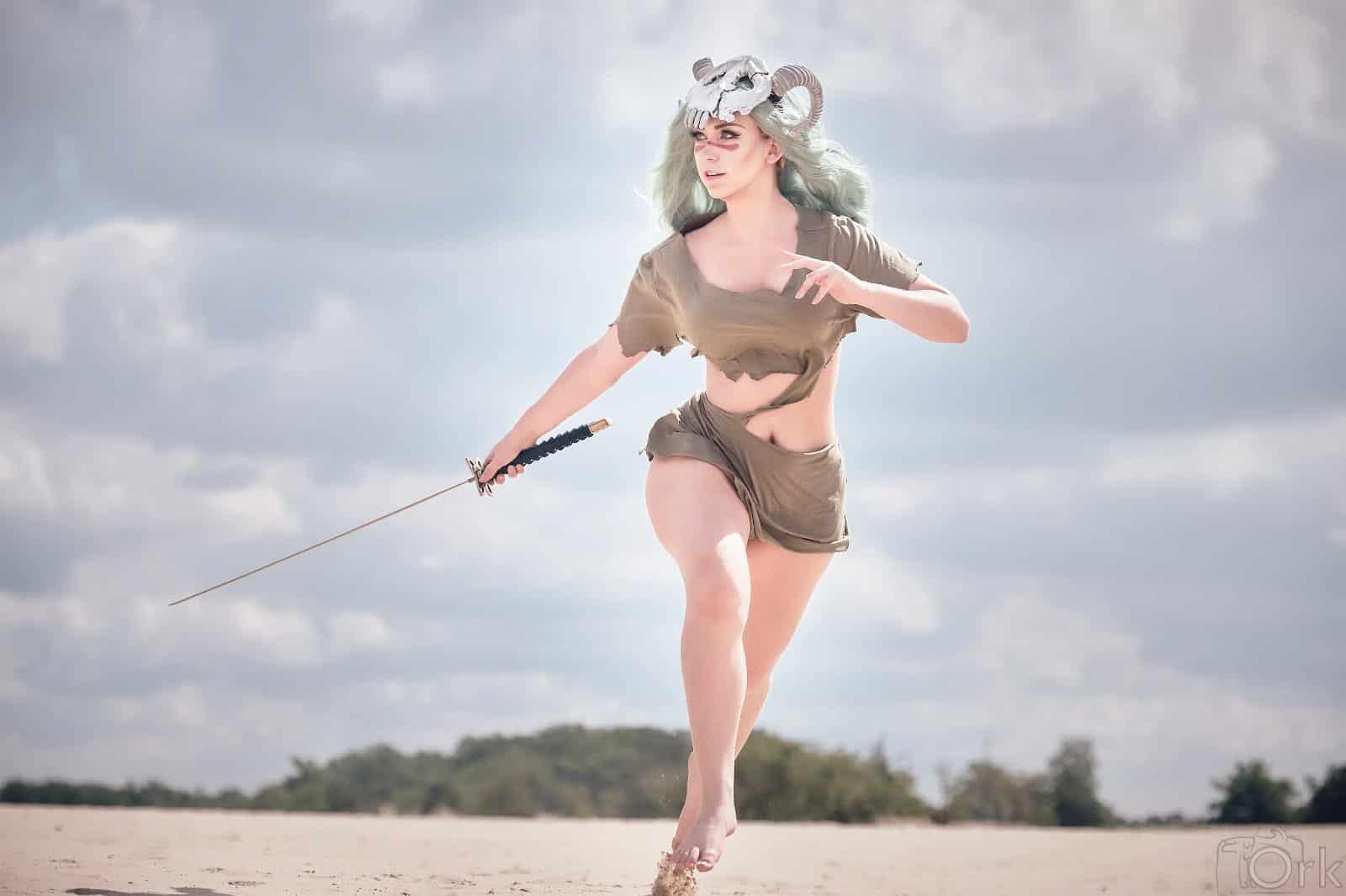 Une fan de Bleach a fait un cosplays impeccable de Nel 22