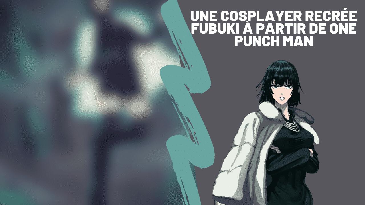 Une Cosplayer recrée Fubuki à partir de One Punch Man et le résultat est impressionnant 5