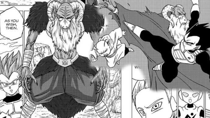 La Date de Sortie Dragon Ball Super chapitre 63 23