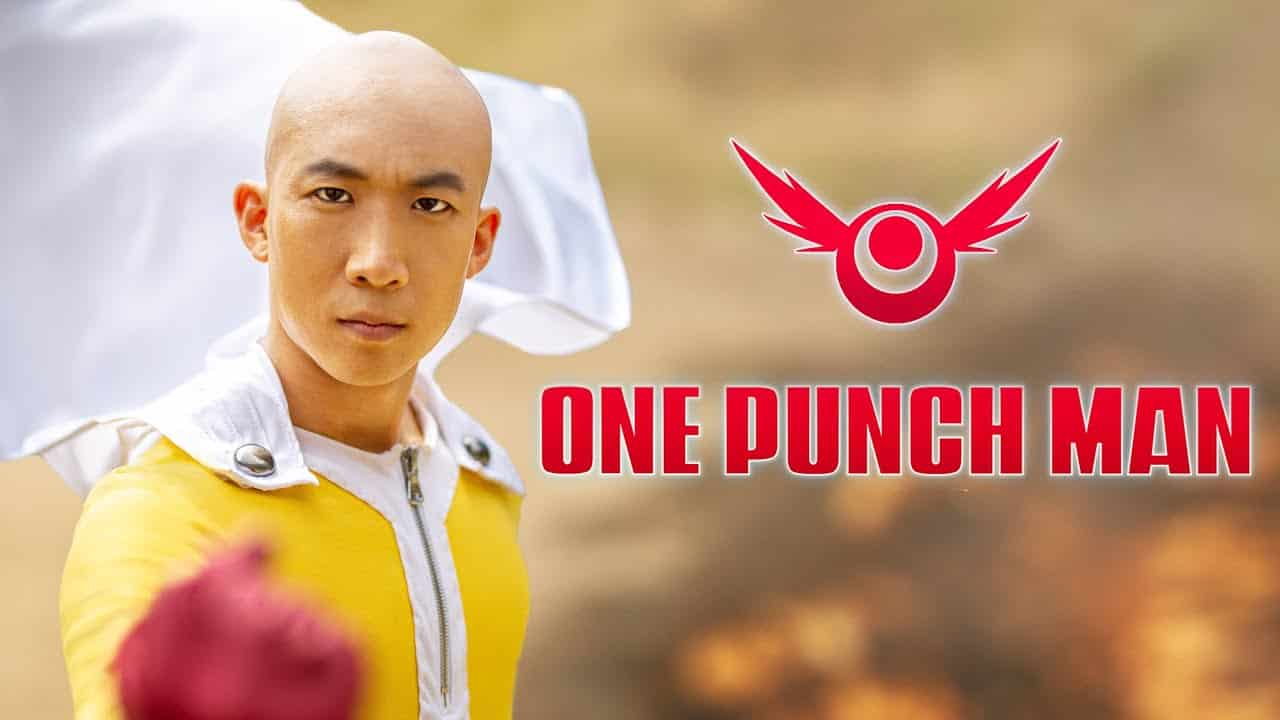 ONE PUNCH MAN LIVE ACTION - Saitama vs Genos VOSTFR 4