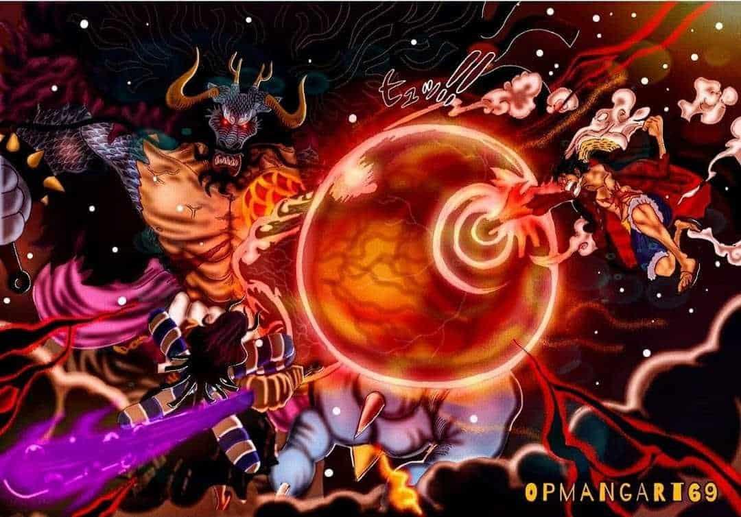 One piece - Luffy contre Kaido : comment Luffy va-t-il vaincre Kaido ? (Théorie des fans) 16