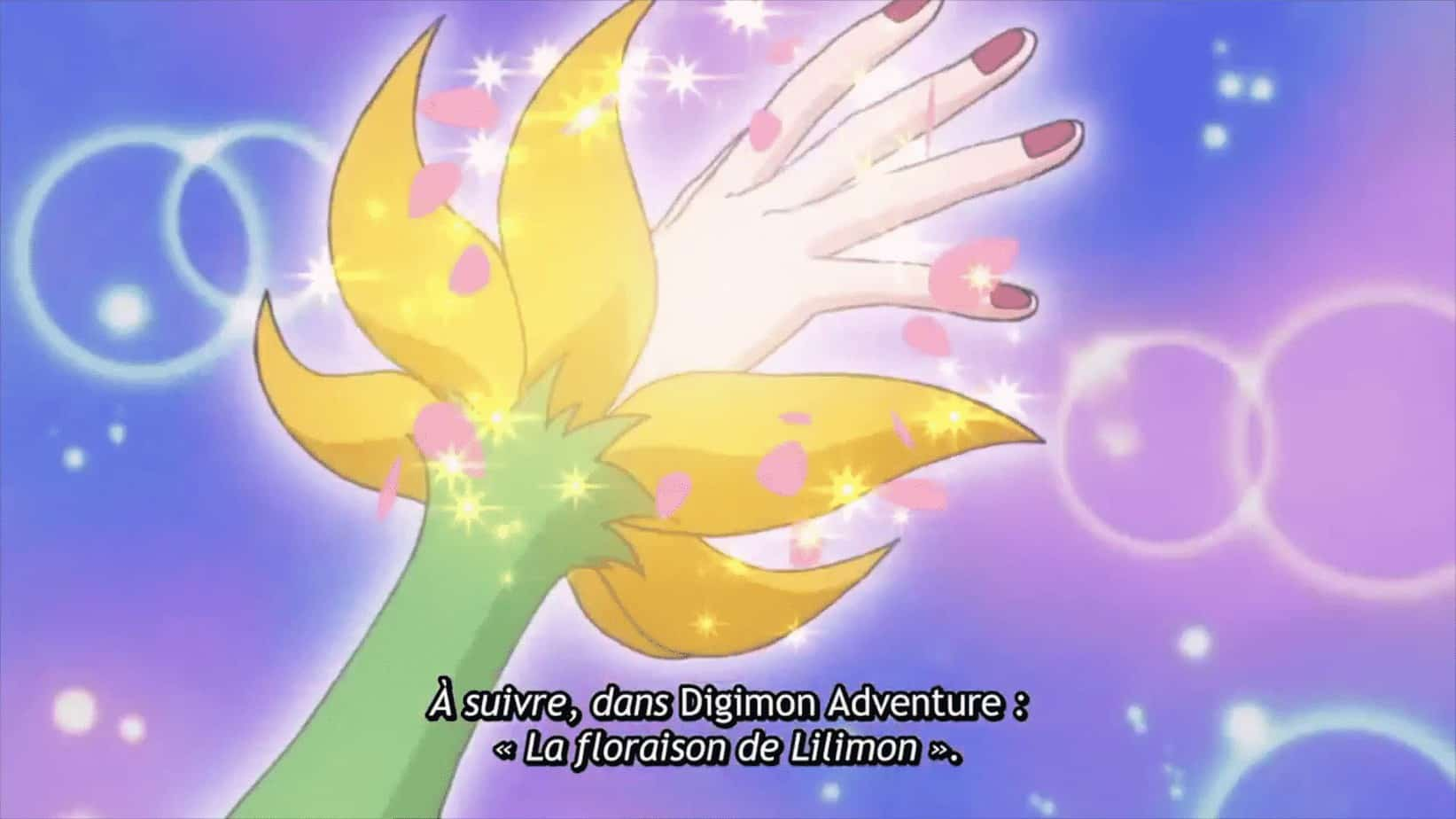 Digimon Adventure (2020) 12 Vostfr - la floraison de lilimon 1