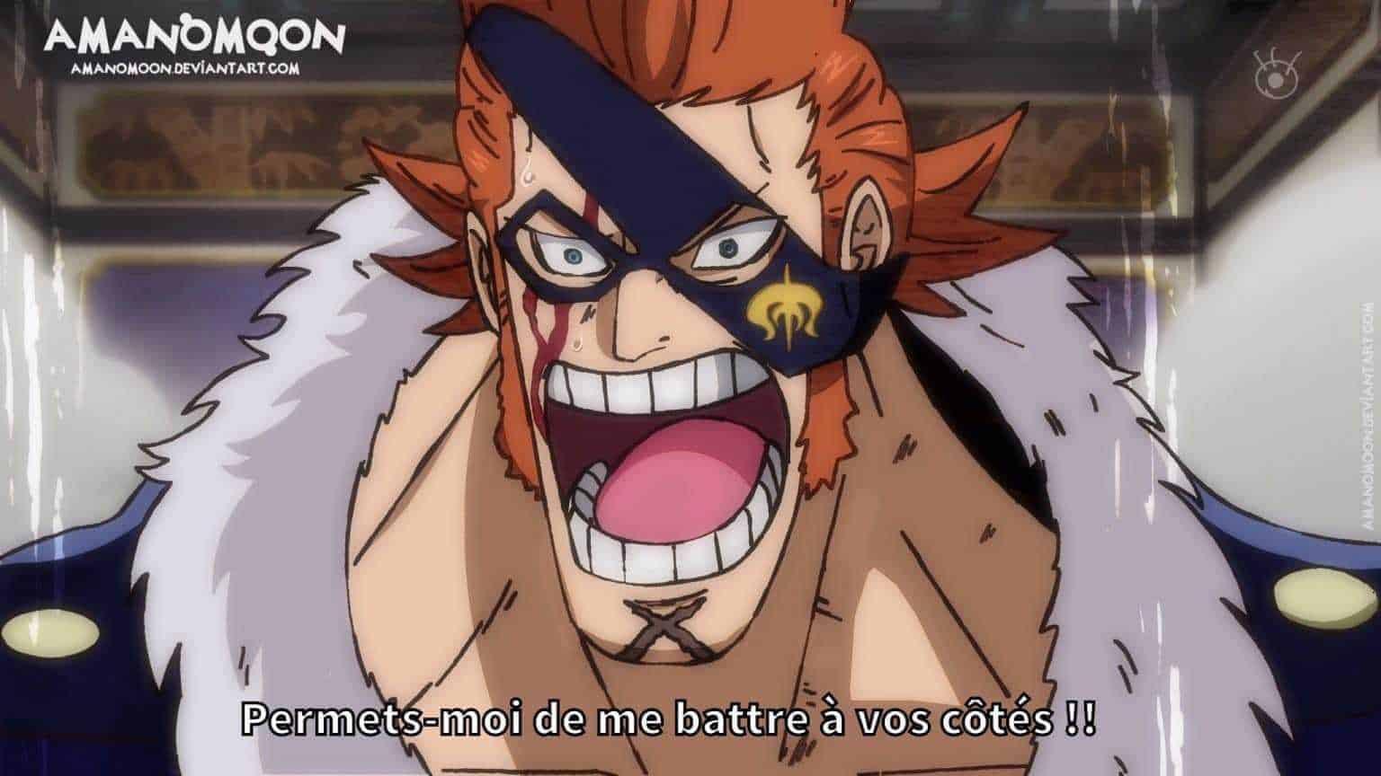 Les Spoilers One Piece Chapitre 991 Date de sortie 2