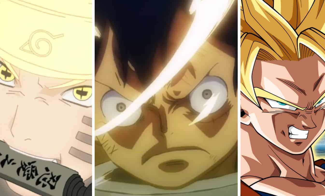 One piece le nouveau Haki doré de Monkey D. Luffy semble très familier 18