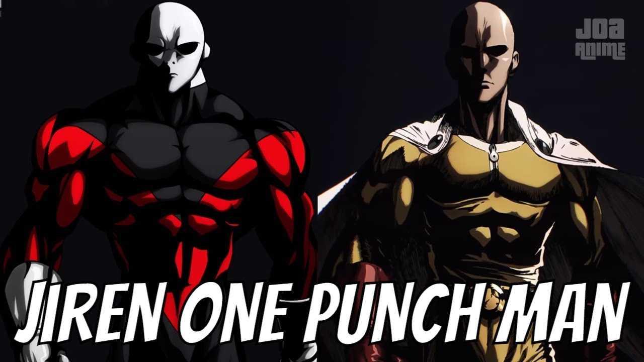 DRAGON BALL SUPER JIREN VIENT DE COPIE DE ONE PUNCH MAN 3