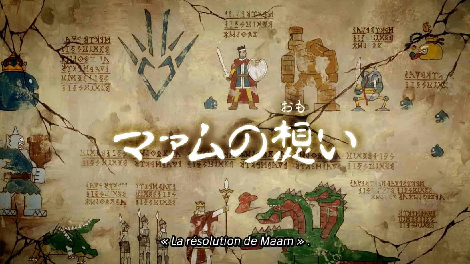 DRAGON QUEST: The Adventure of Daï épisode 7 vostfr - La Résolution de Maam 21