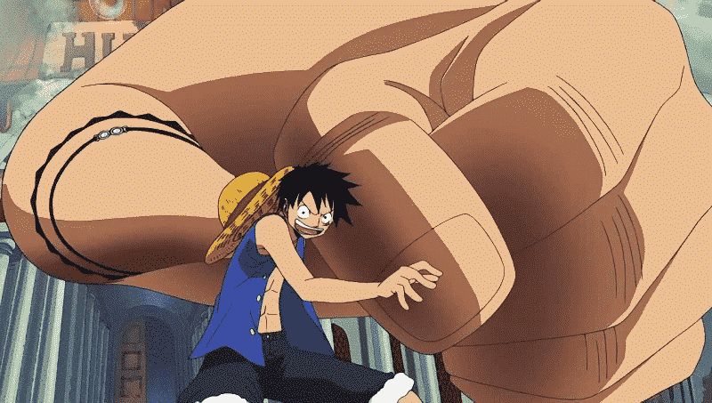ONE PIECE LUFFY ULTIME POWER-UP LE GEAR 5 23