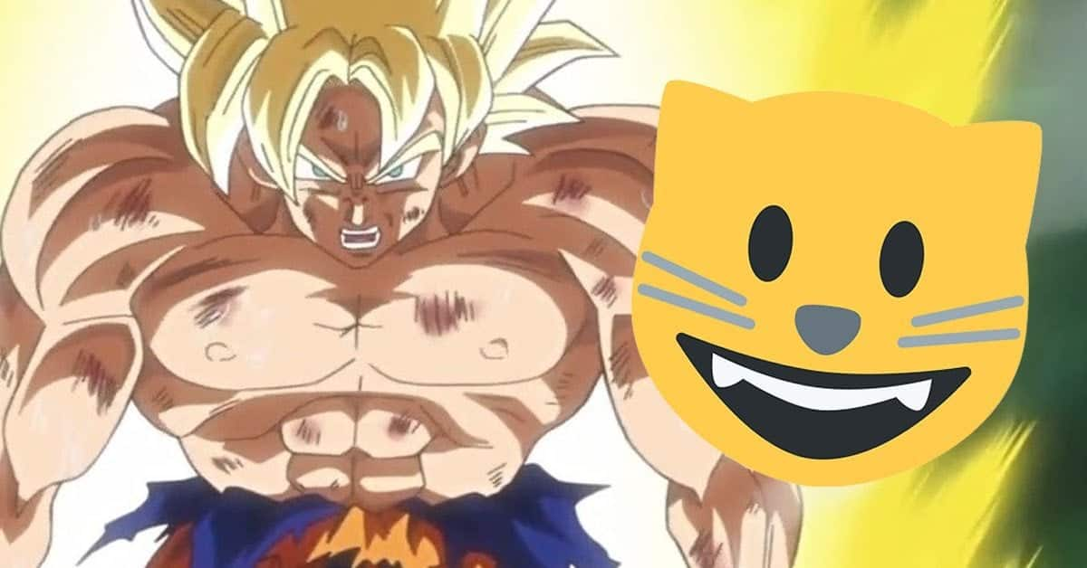Dragon Ball super Animation transforme les chats en super Saiyans en vidéo 24