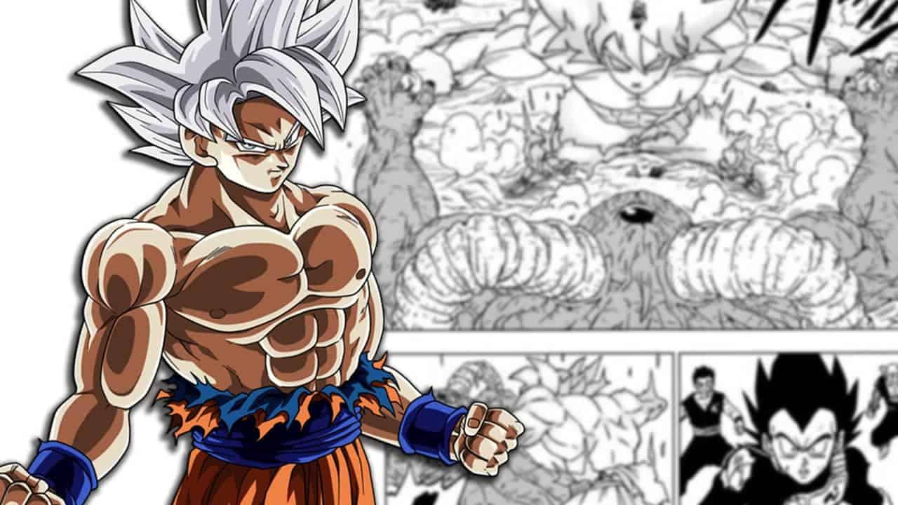 Dragon ball super chapitre 66 le pouvoir SUPRÊME de Goku 21