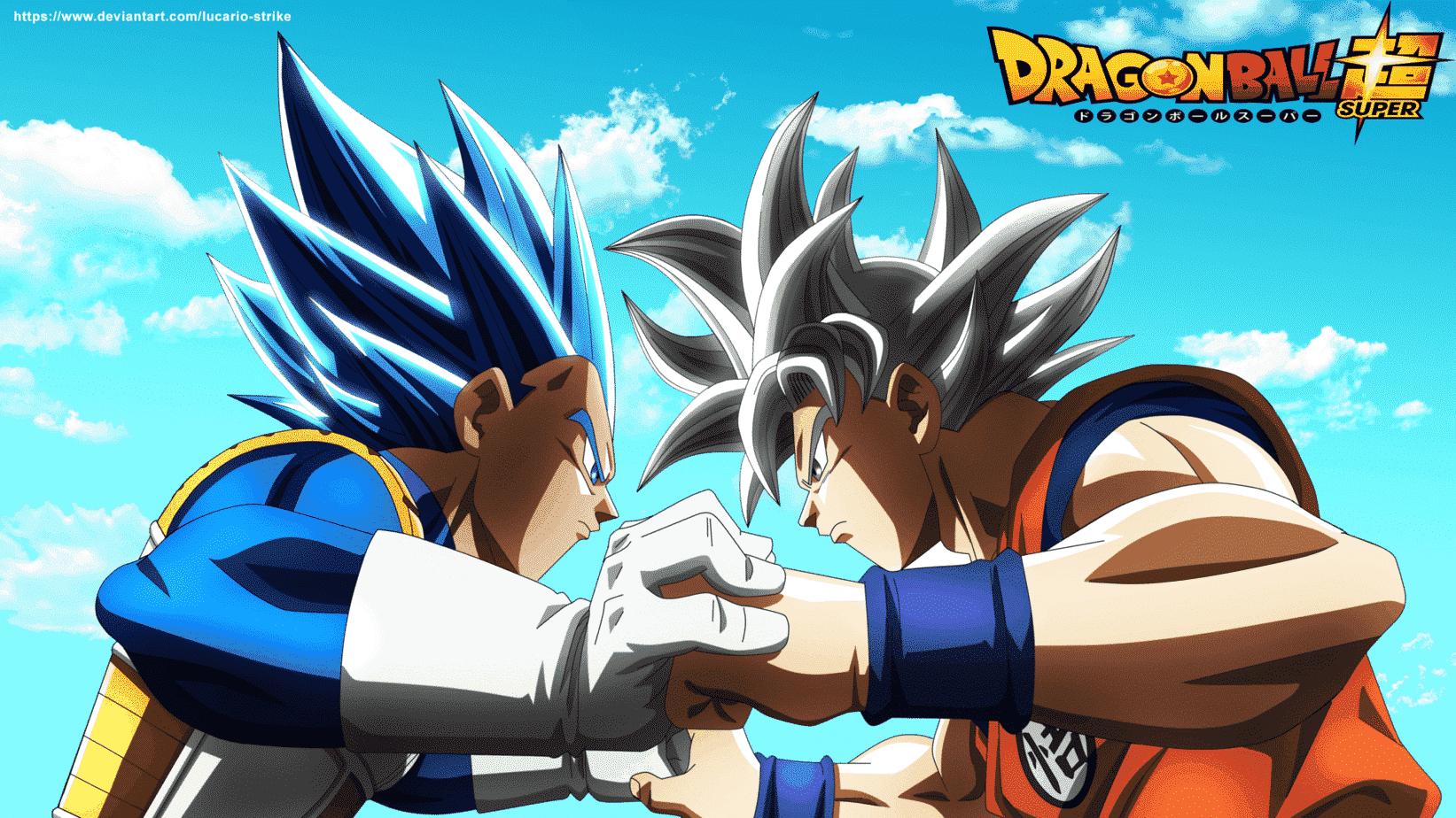 Dragon Ball Super Chapitre 67 Comment Vegeta va-t-il rattraper le pouvoir de Goku ? 3