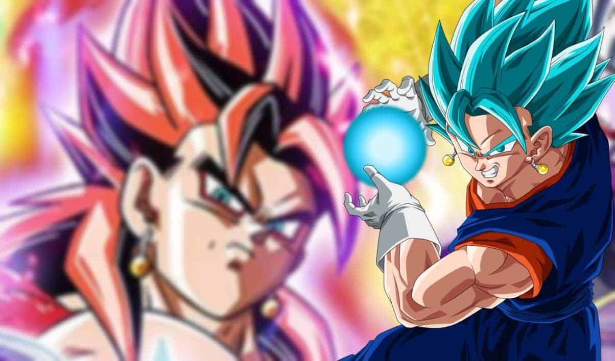 L'affiche Dragon Ball Heroes suggère une nouvelle forme de Vegetto 1