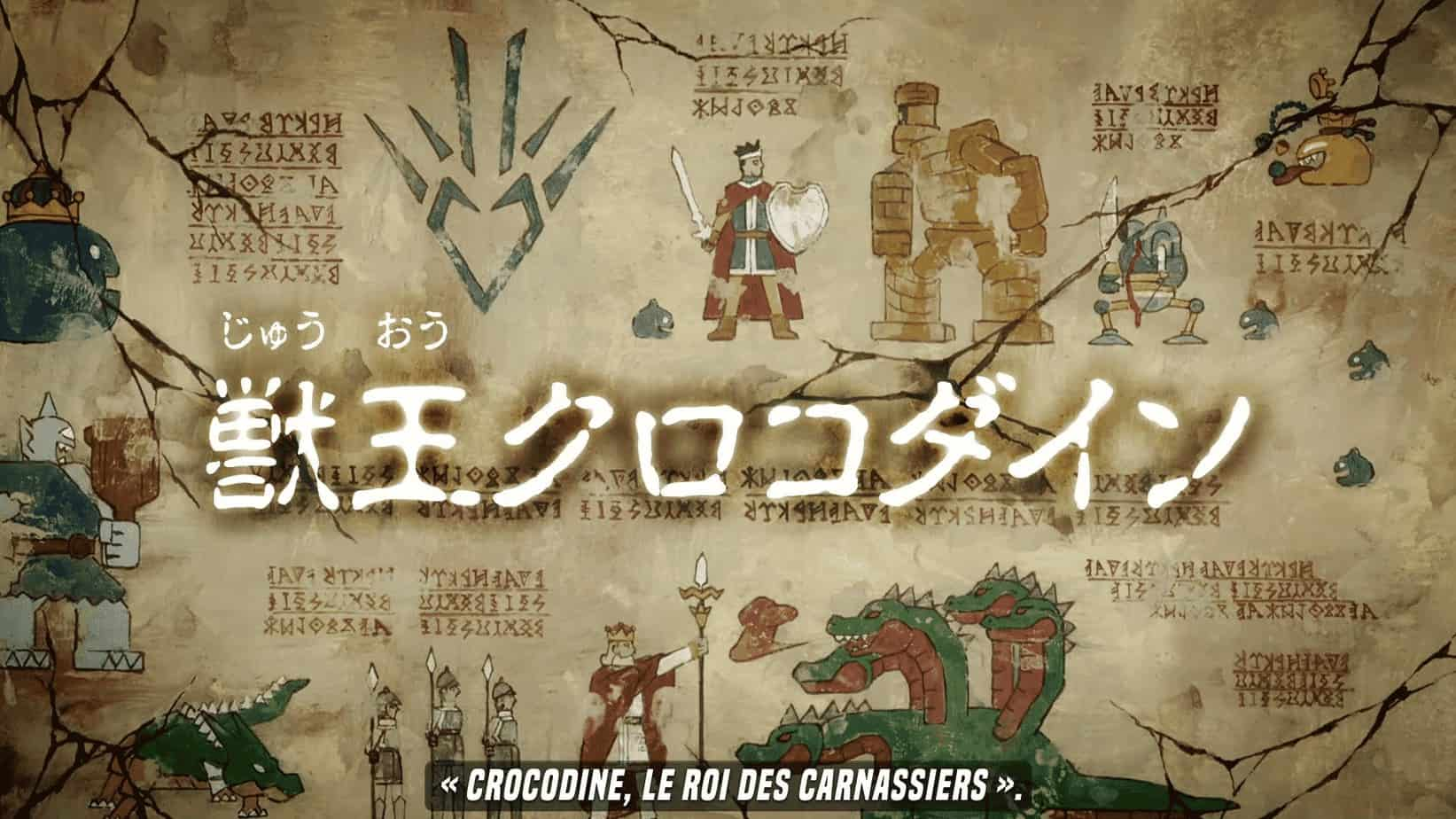 DRAGON QUEST: The Adventure of Daï épisode 6 vostfr – Crocodine le roi des carnassiers