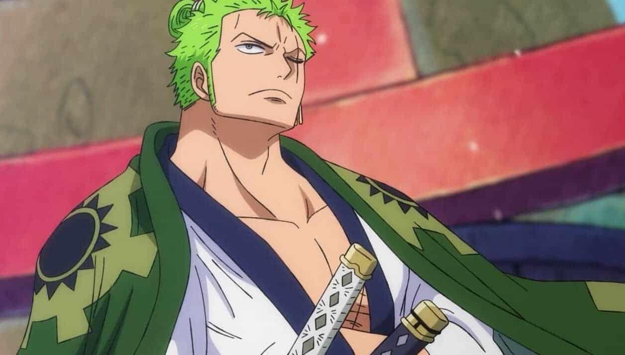 C'est pourquoi l'origine de la cicatrice de Zoro doit rester un mystère dans One Piece 3