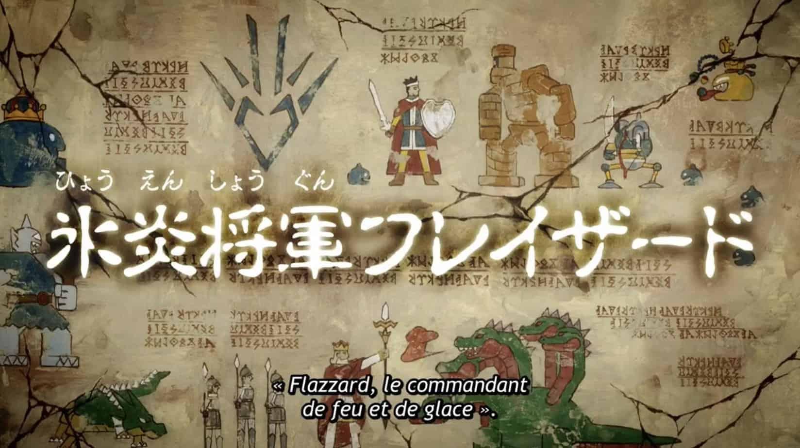 DRAGON QUEST: The Adventure of Daï épisode 14 vostfr – Flazzard, le commandant de feu et de la glace 23