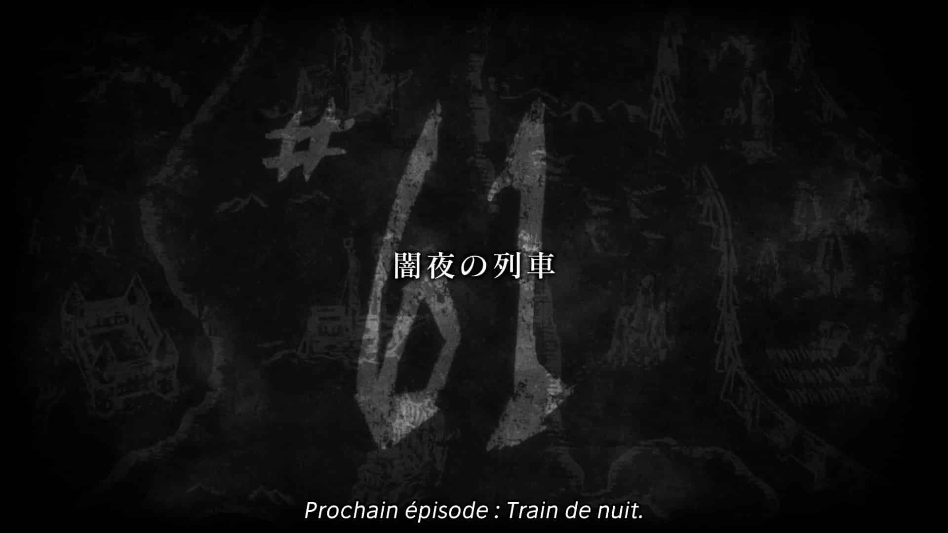 L'Attaque des Titans Saison 4 épisode 2 vostfr - Train de Nuit 5