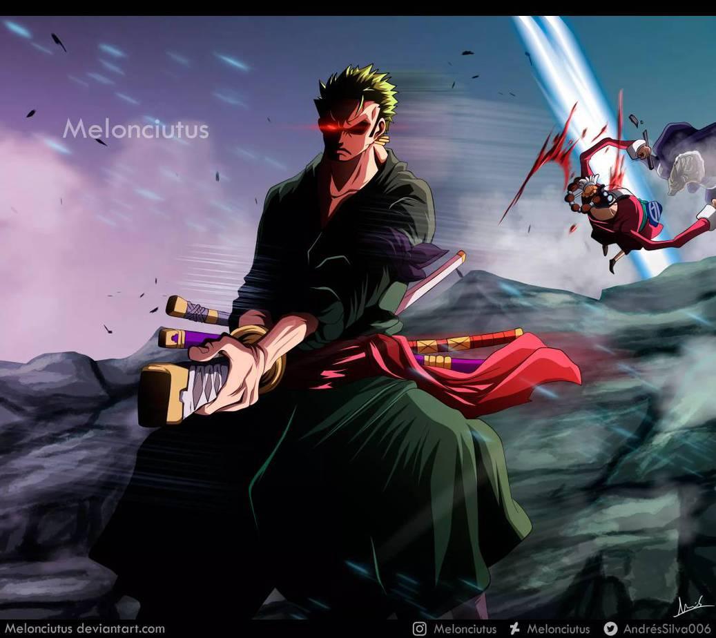 One Piece: C'est la raison pour laquelle Zoro deviendra si fort après la fin de l'arc Wano! 22