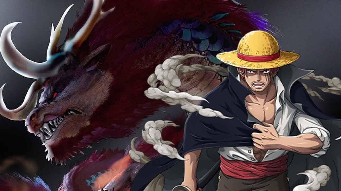 One Piece Chapitre 1002 Spoiler Theories : Shanks aidera-t-il Luffy dans la lutte contre Kaido ? 3