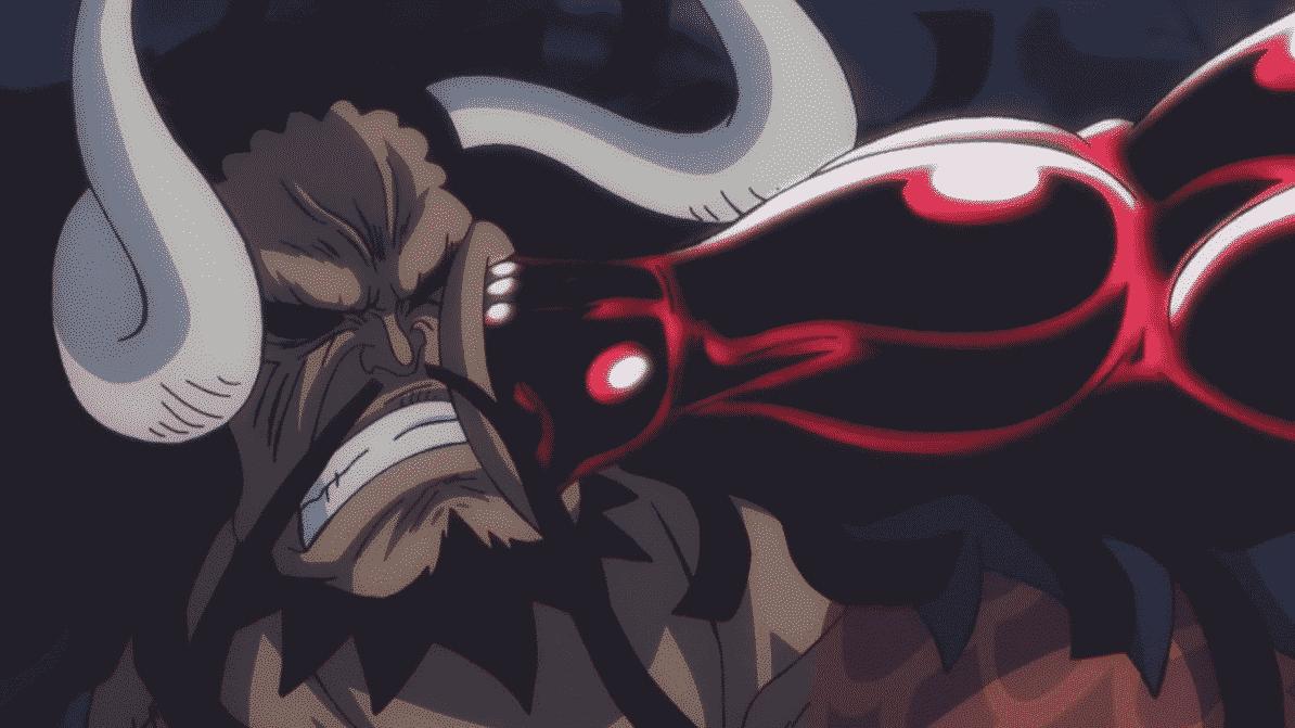 One piece du chapitre 1001 retardée - Kaido contre la pire génération 2