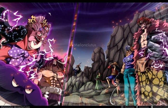 Supernova «Grande Guerre» Yonko et 8 détails remarquables dans One Piece chapitre 1001
