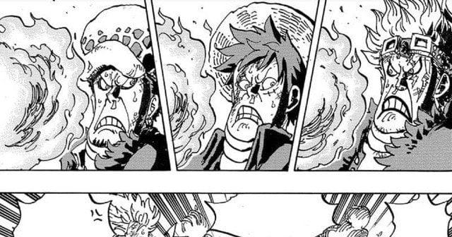 """Supernova """"Grande Guerre"""" Yonko et 8 détails remarquables dans One Piece chapitre 1001 6"""