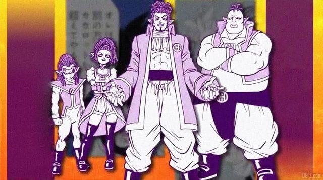 """Dragon Ball Super chapitre 68: Le massacreur du clan de Granola est le père de Goku, il est sur le point d'être un autre guerrier plus fort que """"Gorille"""". 2"""