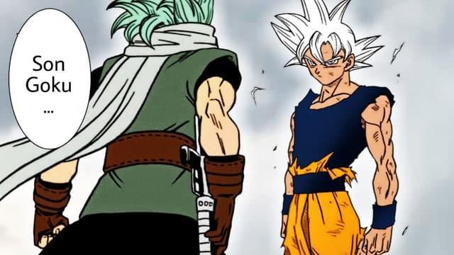 """Dragon Ball Super chapitre 68: Granolah """"Le Survivant"""", d'un passé traumatisant à une profonde querelle avec Goku 4"""