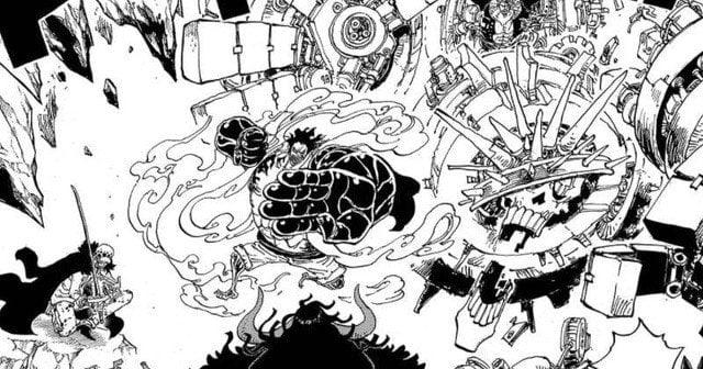 """Supernova """"Grande Guerre"""" Yonko et 8 détails remarquables dans One Piece chapitre 1001 8"""