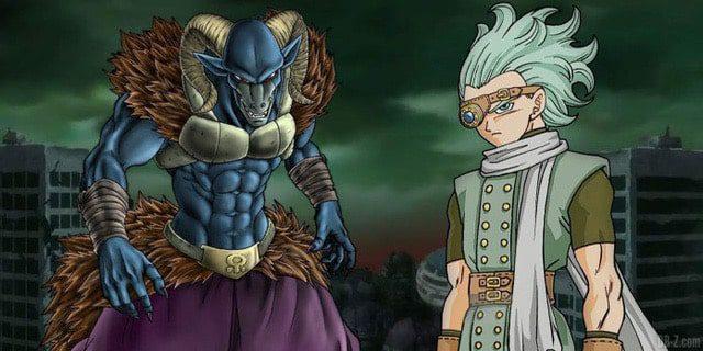 """Dragon Ball Super chapitre 68: Granolah """"Le Survivant"""", d'un passé traumatisant à une profonde querelle avec Goku 3"""