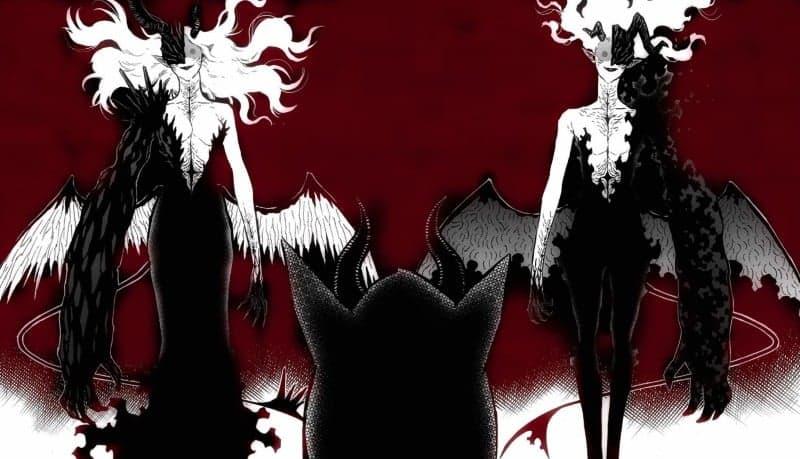 Black clover Scan 279 Animation - La Porte des Enfers 15