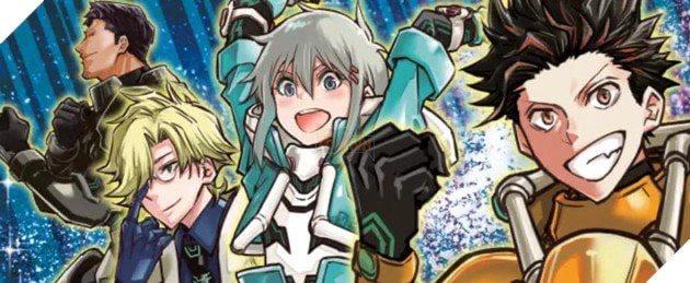 Weekly Shonen Jump a annoncé la sortie de 4 mangas début 2021, remplis d'auteurs célèbres 4