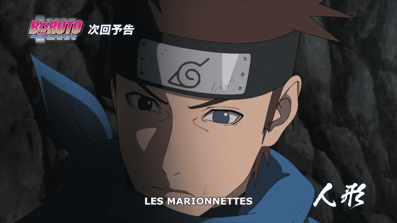 Boruto 184 Vostfr – Les Marionnettes