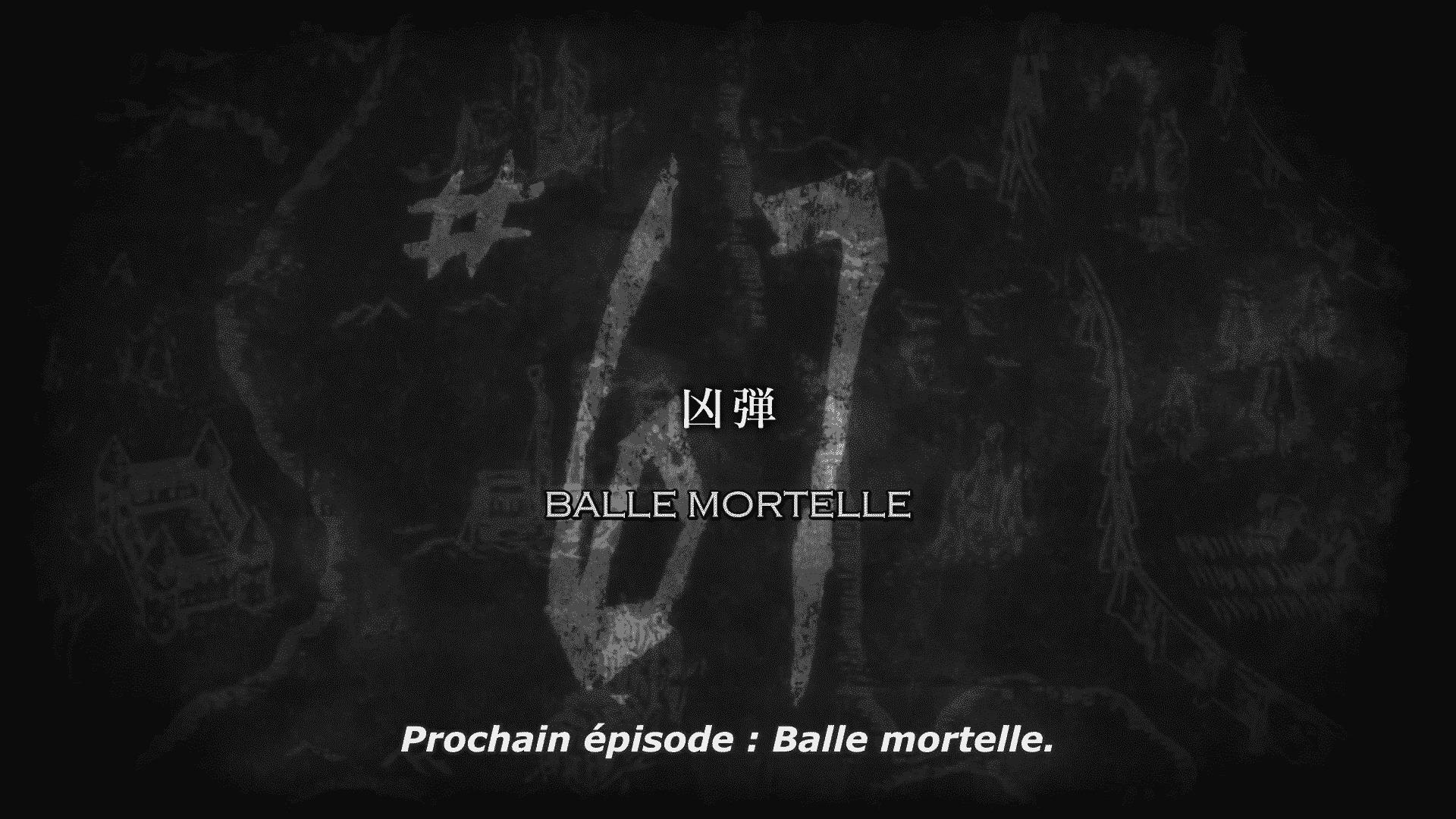 Shingeki No Kyojin S4 08 Vostfr -  Balle Mortelle 1