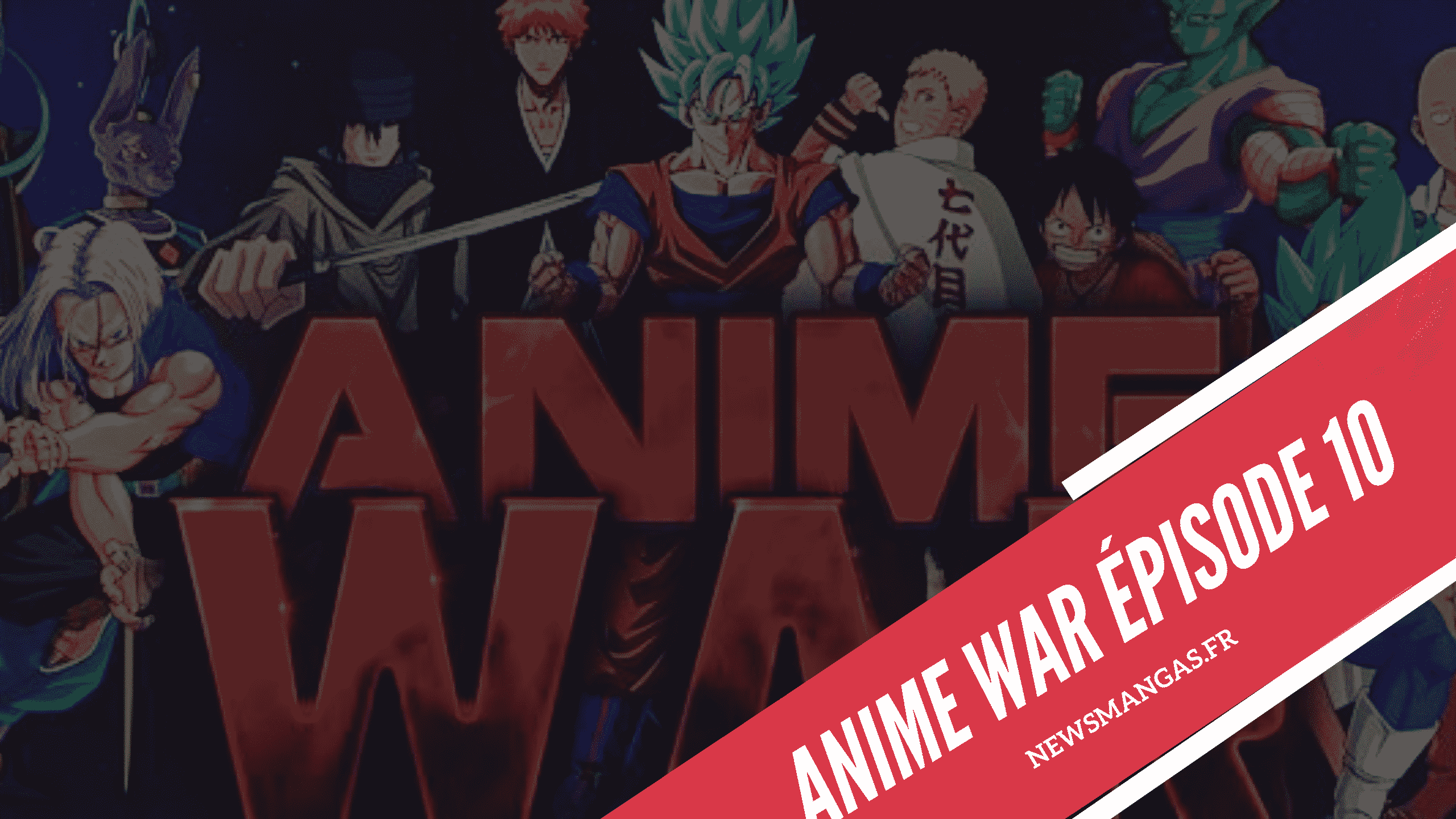 Anime War épisode 10 vostfr 1
