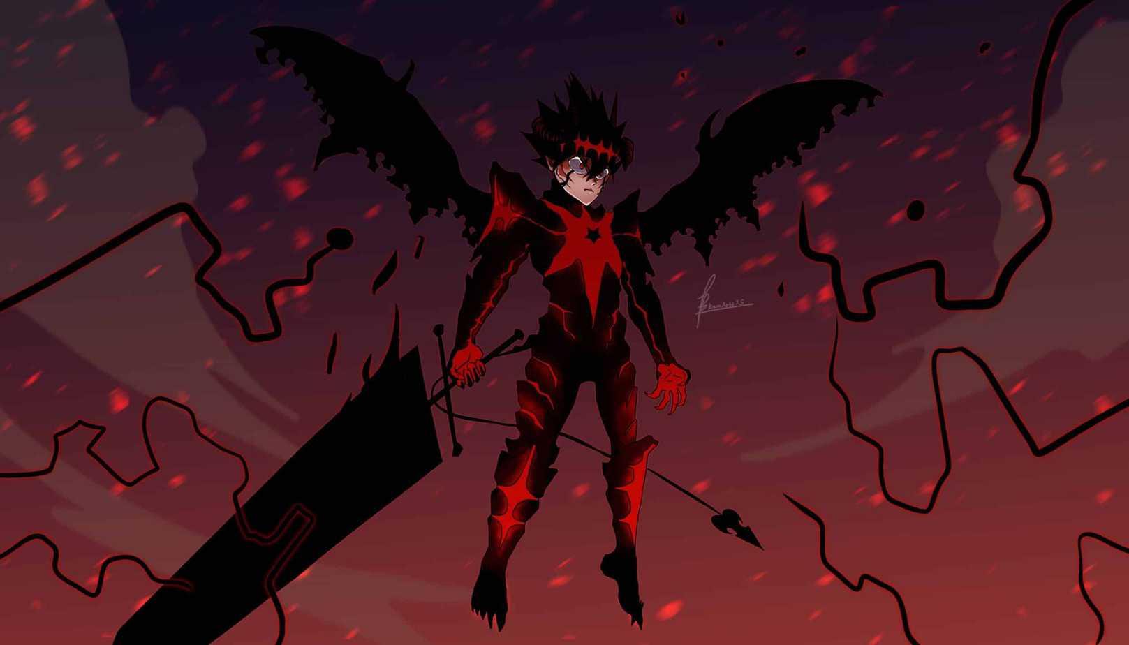 Black-Clover-chapitre-283-full-power 3